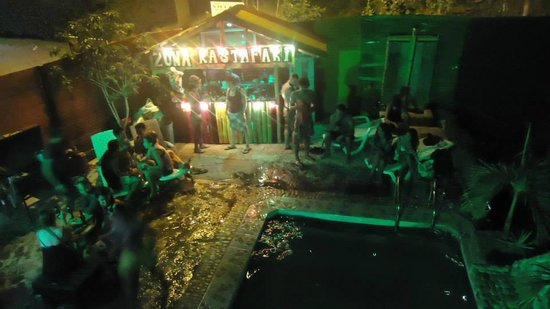 Hostal Casa Jamaica: nice party