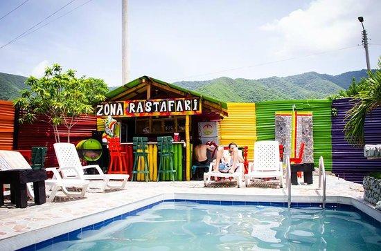 Hostal Casa Jamaica: tanning day