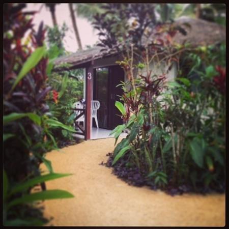 Vila Chaumieres: bungalow 3