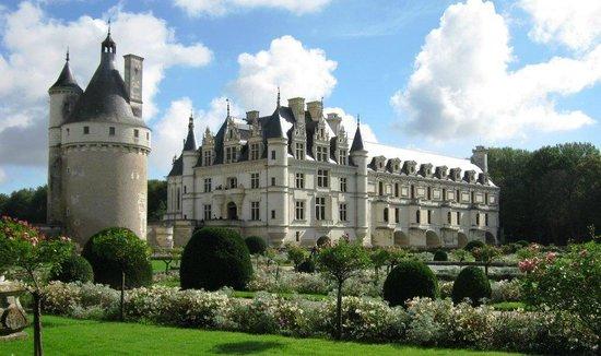 Hotel Anne De Bretagne : Chateau Chenonceau