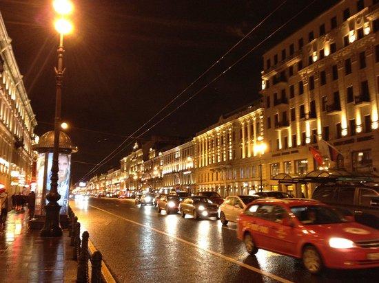 Avenida Nevski: Wonderful city