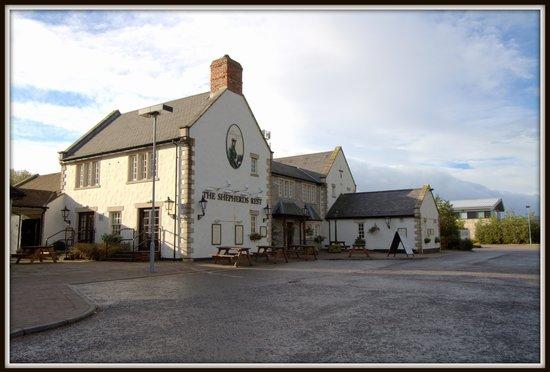 Premier Inn Aberdeen (Westhill) Hotel: Shepherd's Rest
