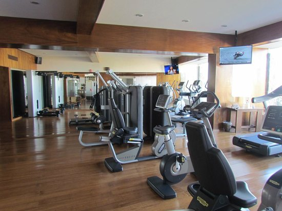 Sandos Finisterra Los Cabos: gym - state of the art