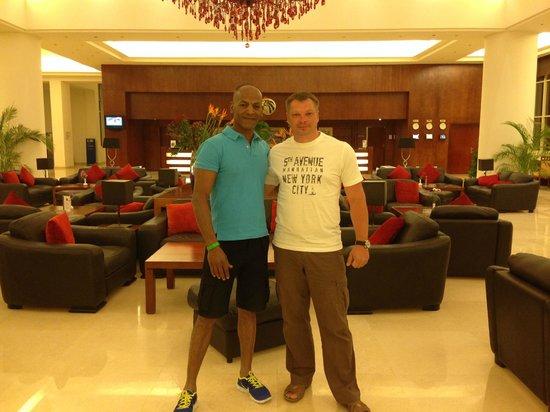 Cleopatra Luxury Resort Makadi Bay: الاستقبال