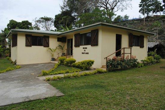 Paray Lodge: The Lodge