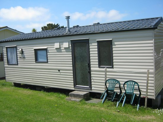 Trenance Holiday Park: Caravan number 223