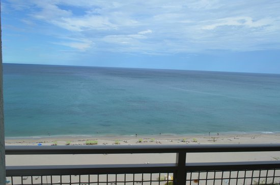 Marriott's Oceana Palms: view from villa