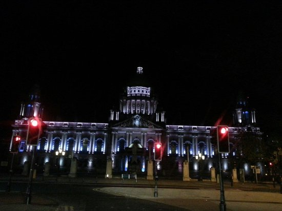Belfast City Centre and Laganside Walk