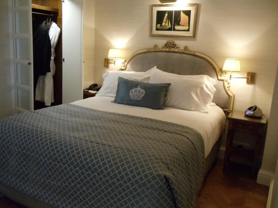 King George, A Luxury Collection Hotel: Grand suite - Bedroom