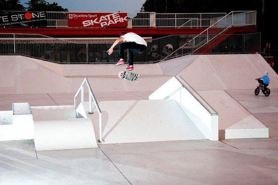 Skatepark Lugano