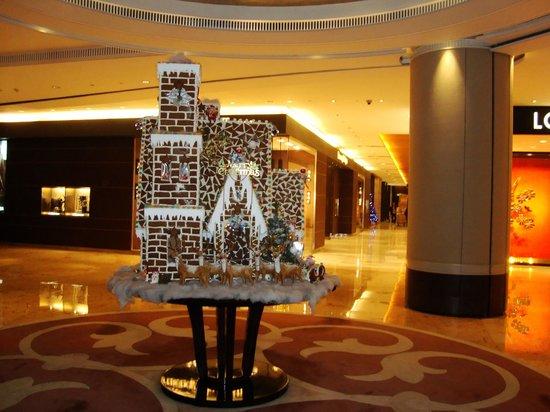 Marco Polo Xiamen: Lobby