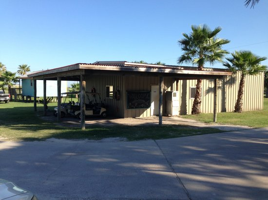 The Last Resort RV Park, Motels, and Cabins: Recreation room