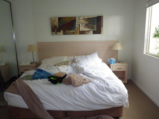 Oaks Lagoons: Bedroom