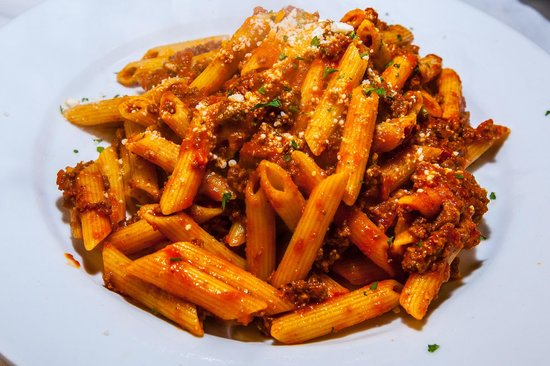 Penne Bolognese Picture Of Villa Tuscanna North Myrtle