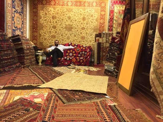 Ottoman Textiles: A large selection of beautiful rugs!