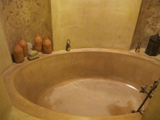 Bab Al Shams Desert Resort & Spa : bathrrom