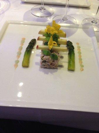 L'Eveil des Sens : Crab terrine yum !!