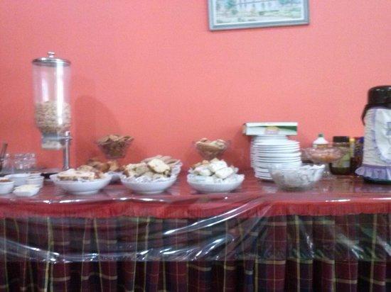 Hotel Por Do Sol: Desayuno