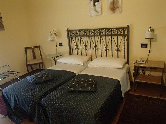 Hotel De Prati: Bedroom