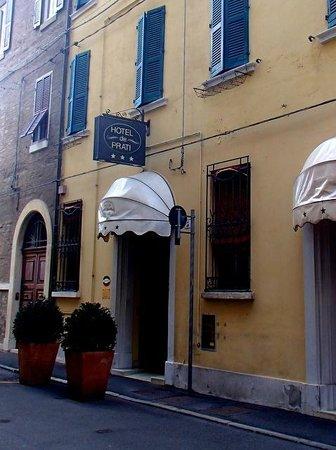 Hotel De Prati: Hotel entrance