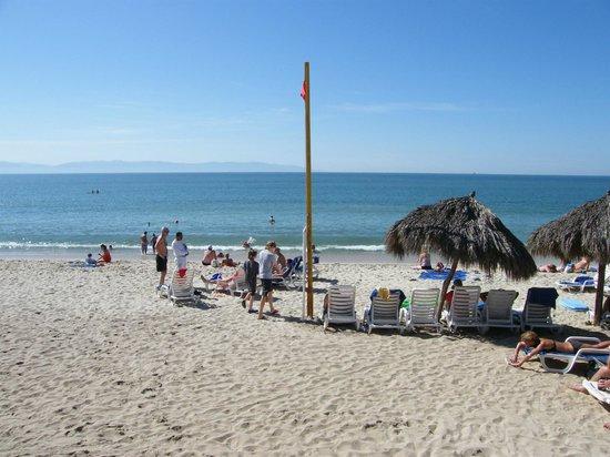 Royal Decameron Complex : La plage face au Bloc 1