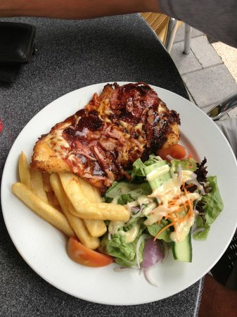 The Creekside Hotel : Mexican Parma