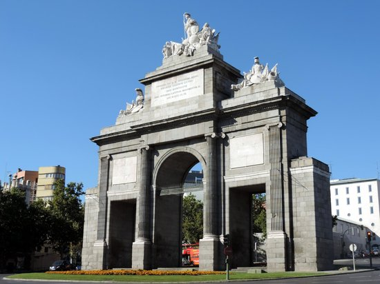 Puerta de Toledo: Puerta de Alcalá