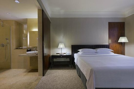 Sheraton Towers Singapore: Wheelchair Accessible Room