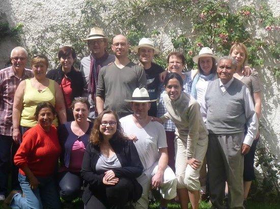 Casa de Dina: Amigos en 2013