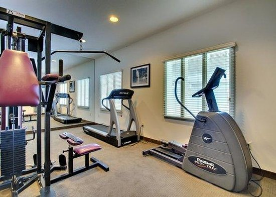 Sleep Inn & Suites Edgewood Near Aberdeen Proving Grounds: fitness center