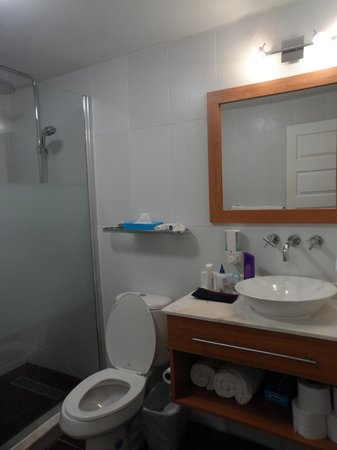 Tropicana Aruba Resort & Casino: baño