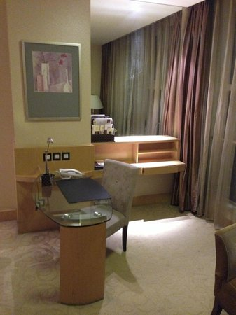 Lijingwan International Hotel: Desk Area