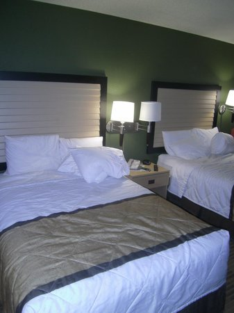 Extended Stay America - Minneapolis - Brooklyn Center : Double beds