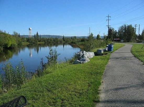 Fairbanks Paddle & Pedal: we follow the river both ways