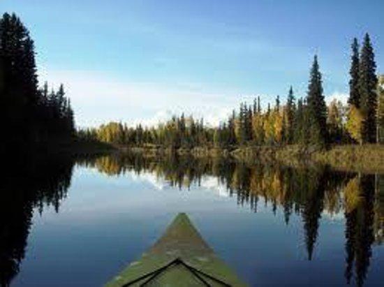 Fairbanks Paddle & Pedal: .