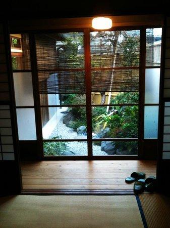 Kyoto Machiya Townhouse Shouan: 一樓房間
