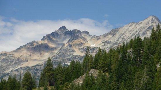 Stehekin Valley Ranch: Mt. McGregor.