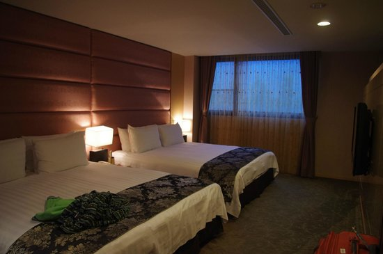 Red Maple Boutique Hotel: 舒適的床