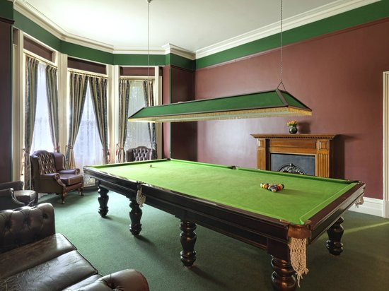 Bayview Eden: Billiard Room