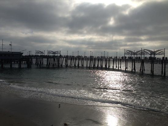 Crowne Plaza Redondo Beach & Marina : Even mostly cloudy...stunning