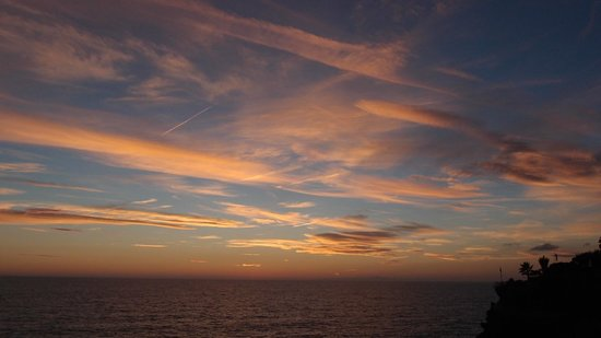 ManarolaSoleMare: sunset