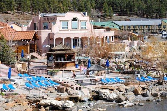 The Springs Resort & Spa: The resort