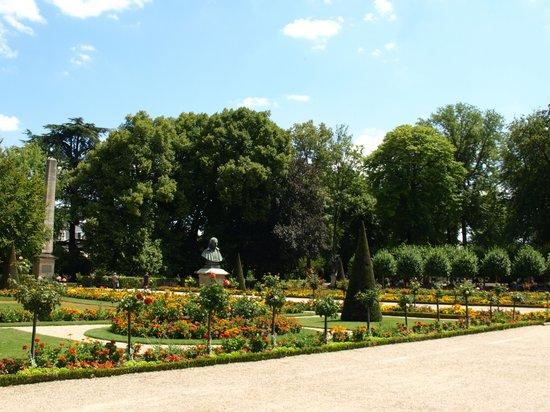 Le Jardin de l'Archeveche