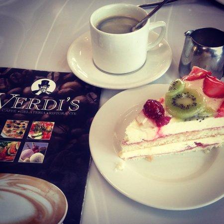 Verdi's: Coffee