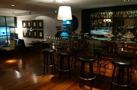 Hotel Pulitzer Buenos Aires: bar