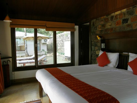 Atali : The tree side glass cottages