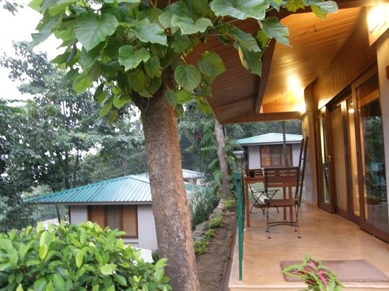 Atali : Cottages at different levels