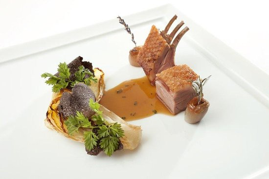 Regent Berlin: Sauté of calf´s sweetbread