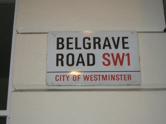 Astor Victoria Hostel : Belgrave Road