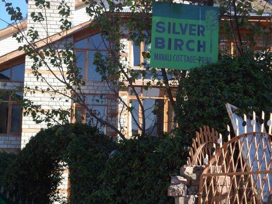 SilverBirch Manali Cottage : Hotel
